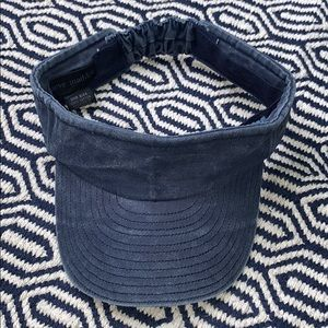 NWOTs STEVE MADDEN • Washed Blue Visor Hat